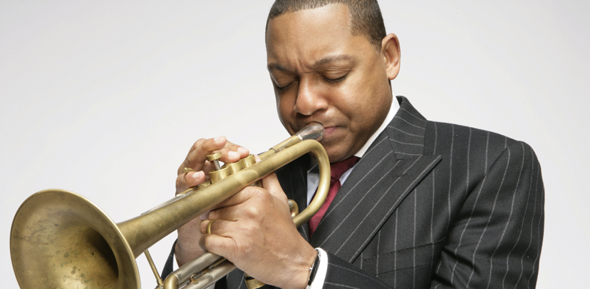 <p>Jazz at Lincoln Center Orchestra with Wynton Marsalis</p>