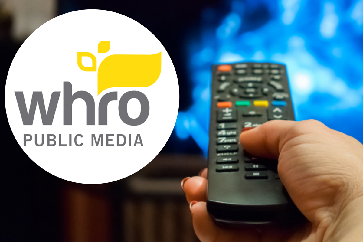 WHRO TV15– Schedule of Televised Events