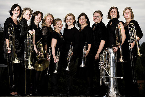 Virginia Arts Festival | tenThing, brass ensemble