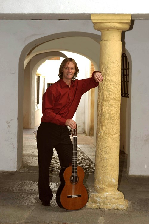 David Russell, guitar