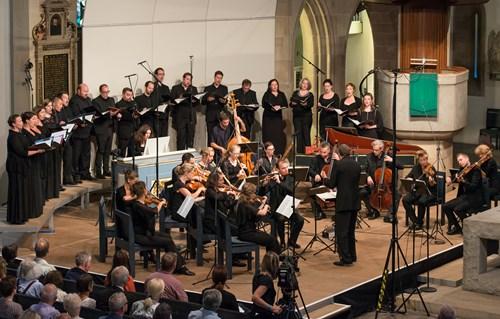 International Bach Academy of Stuttgart <br><i> St. John Passion- J. S. Bach</i>