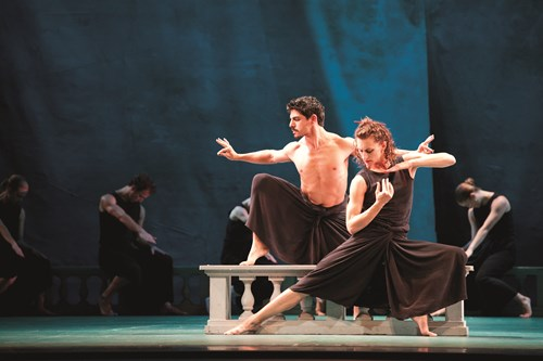 <i>Dido and Aeneas</i>  <p> Mark Morris Dance Group</p>
