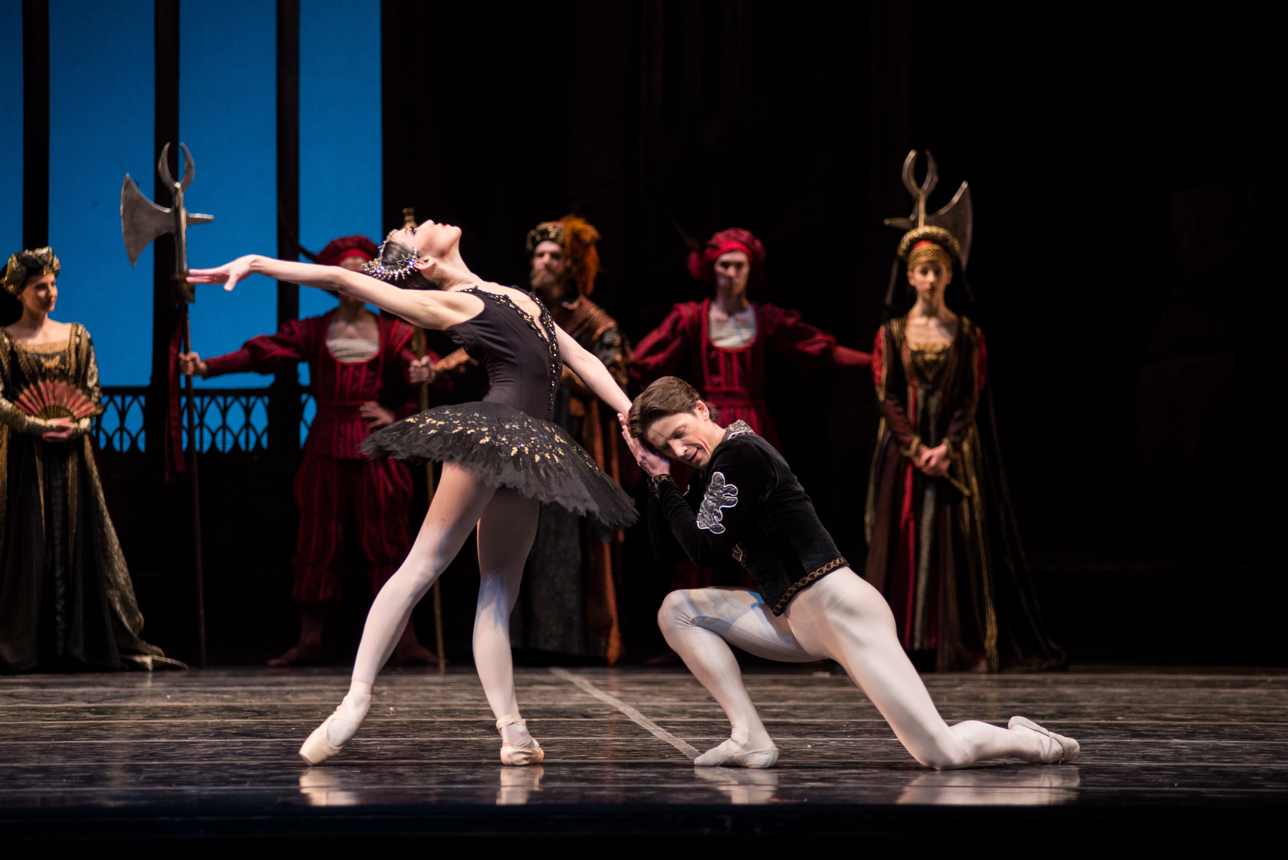 Swan Lake, Canada's Royal Winnipeg Ballet