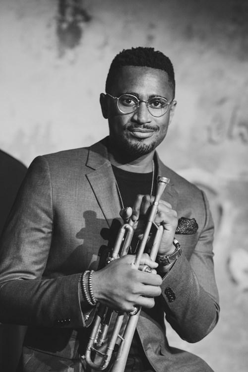 Bruce Harris, trumpet